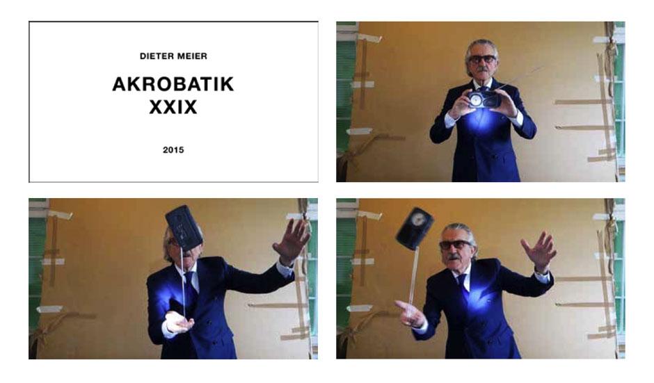 Dieter Meier - Acrobatics 1977 - 2015