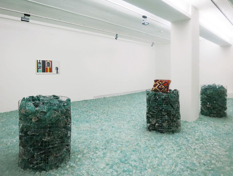 Crush - Kilian Rüthemann presents PARKETT-Editions