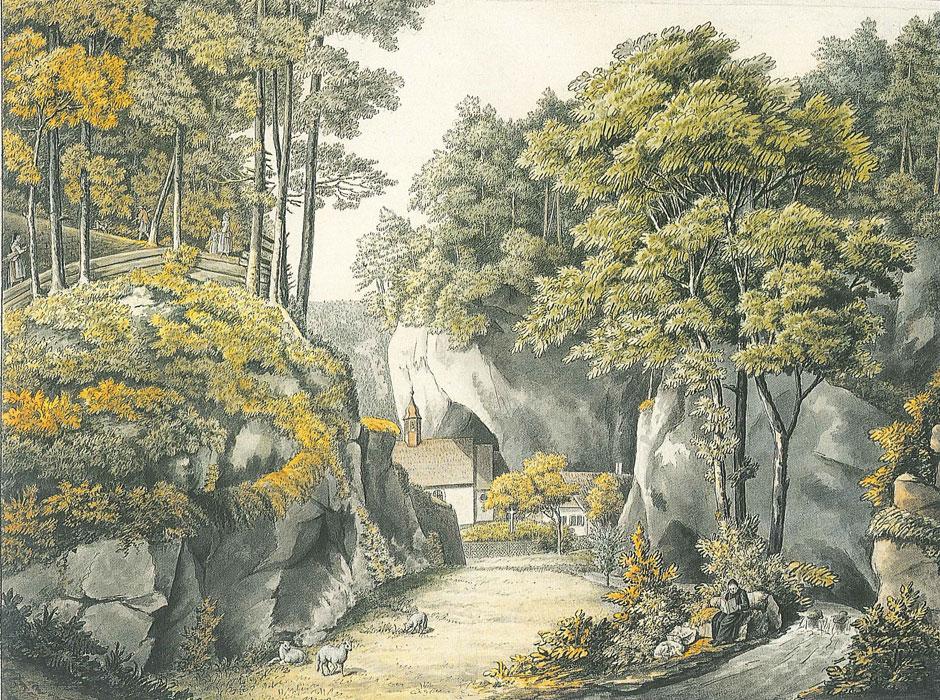 Guided tour: Ansichtssache – Veduten aus der Sammlung