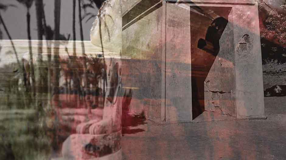CARAVAN 2/2015: Sarah Burger - Series of Exhibitions of Young Art