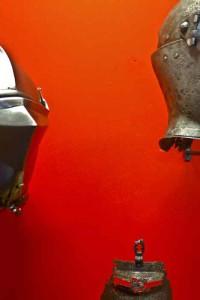 huber.huber: Helmvisier, 2014, Sammlung Schweizerisches Nationalmuseum, Foto: huber.huber