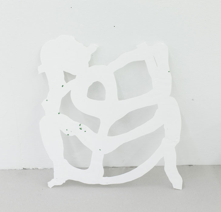 Artist Talk: Jonas Etter - You scratch my back, and I'll scratch yours