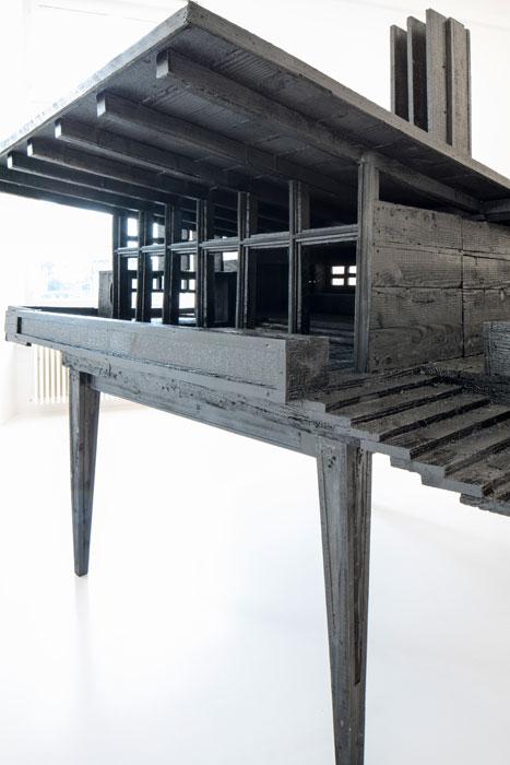 Opening: Werk- und Atelierstipendien der Stadt Zürich 2015