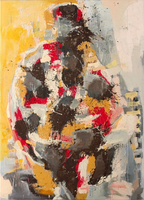 Artist Talk: Samuele Gabai - line-up #7