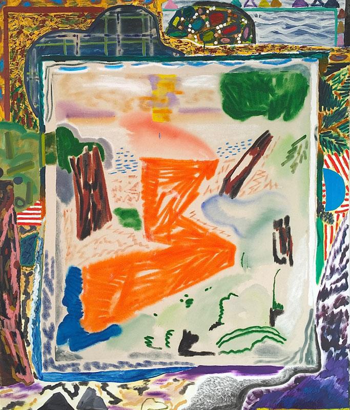 Shara Hughes, Rebecca Morris, Caragh Thuring � Abstract Horizons ...