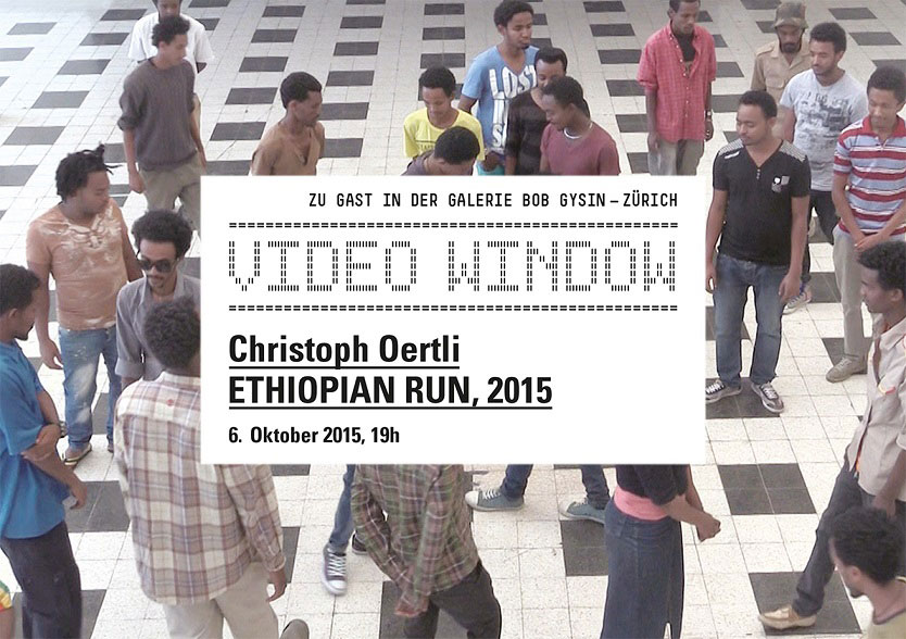 Screening / Talk: Christoph Oertli - Ethiopian Run