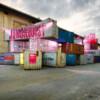 Kunst im Container