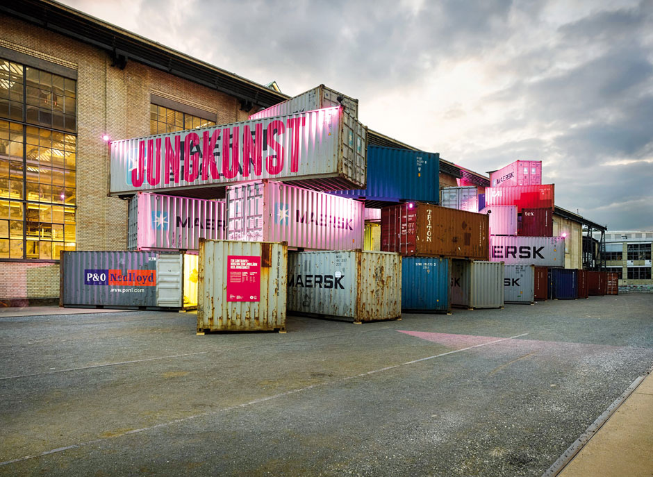 Kunst im Container
