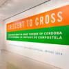 Richard Long - Crescent to Cross