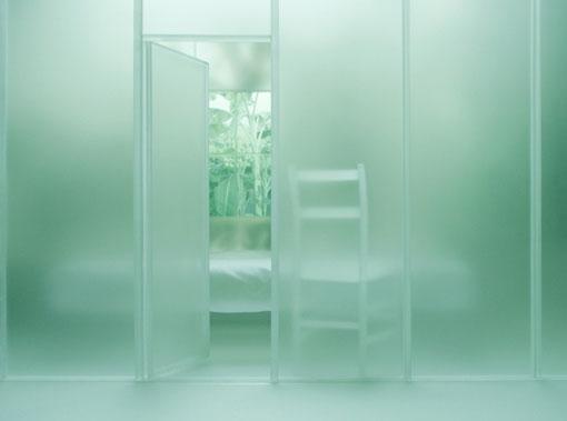 Mayumi Terada - greenhouse series