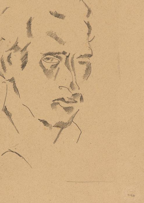 Guided tour: Otto Morach - Arbeiten auf Papier