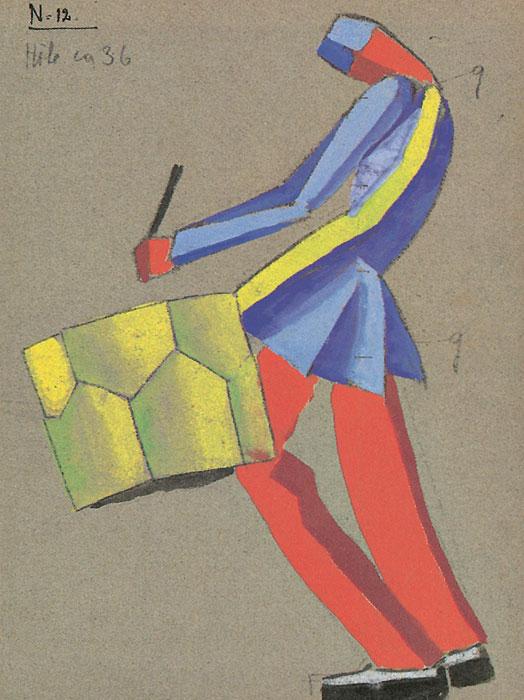 Otto Morach - Arbeiten auf Papier