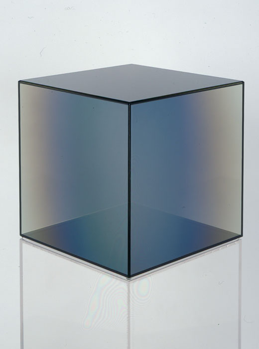 Larry Bell - Cubes, Mirage Works, Fractions