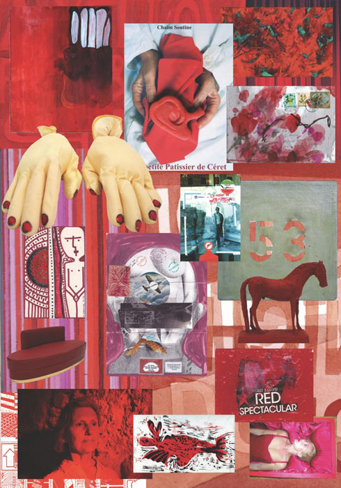 Opening: ouvert: theRed