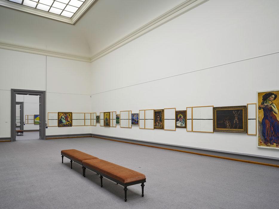 Reading / Performance: Christoph Rütimann - Die Linie im Kopf