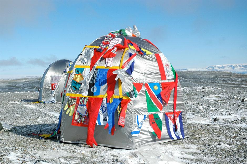 Lucy + Jorge Orta - Antarctica