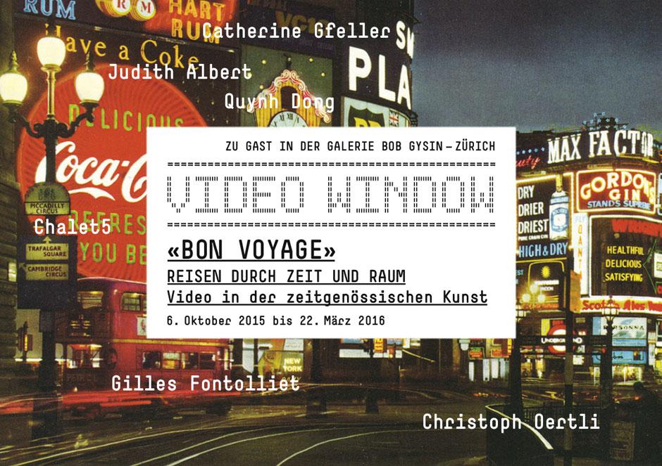 Judith Albert - Bon Voyage - Reisen durch Zeit und Raum