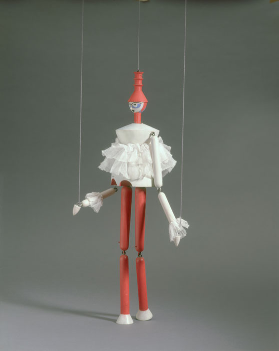 Guided tour: DADA Differently - Sophie Taeuber-Arp, Hannah Höch, Baroness Elsa von Freytag-Loringhoven