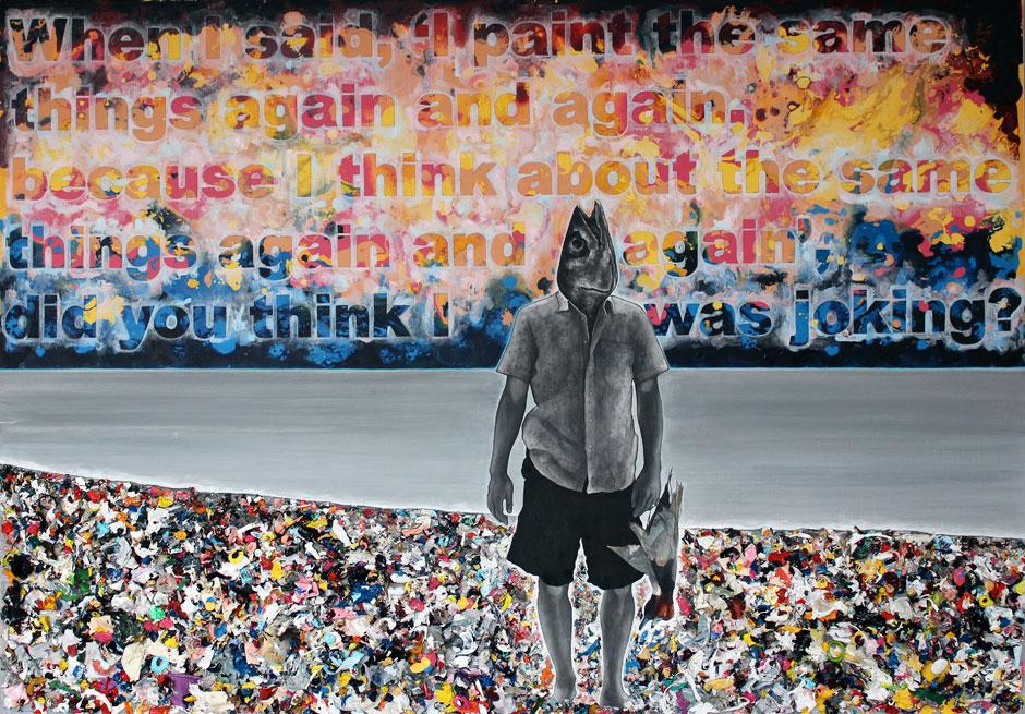 Artist Talk: Chris Dennis - Motif/ Motive
