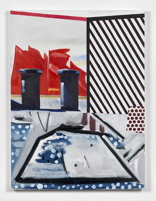 Opening: Dexter Dalwood - Propaganda Painting