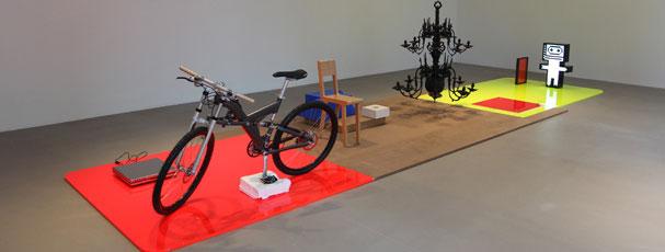 Opening: Plamen Dejanoff - displays & specifics