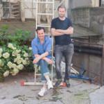 Comenius Roethlisberger und Admir Jahic, 2016