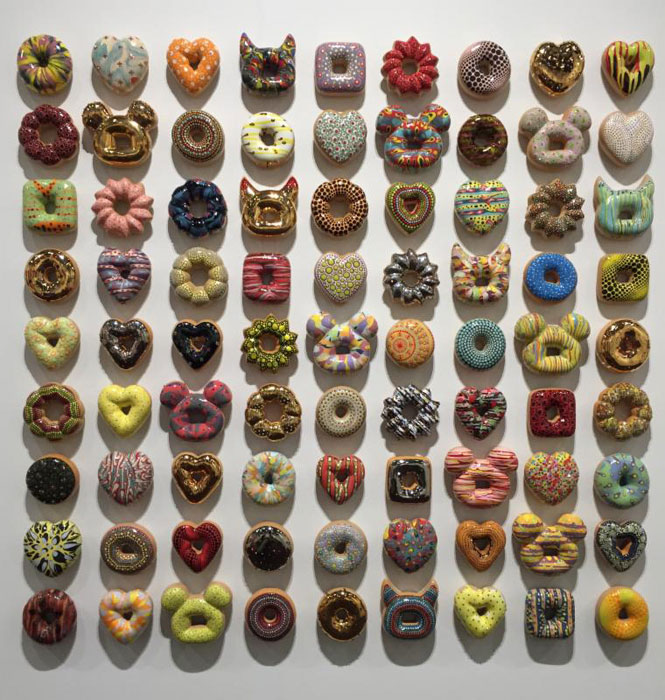 Opening: Jae Yong Kim - Pop Goes the Donut