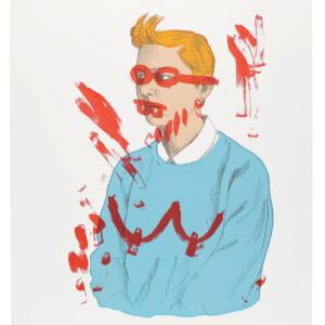 Lucy McKenzie: Untitled, 2006, Edition for Parkett 76