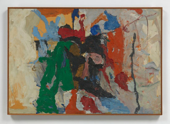 Opening: Philip Guston - Painter, 1957 - 1967
