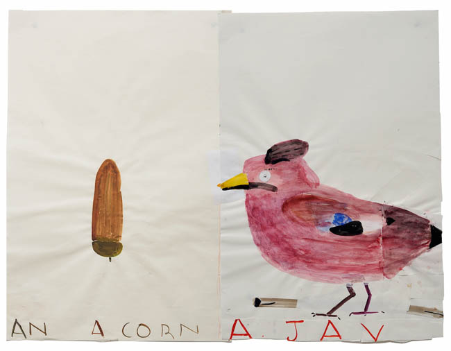 Aviary - an exhibition of artworks of birds