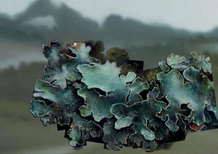 Jan Czerwinski - Tal grün schwarz