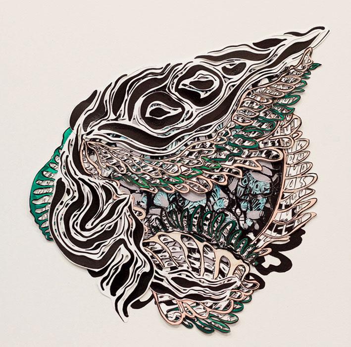 Opening: Natasha Bowdoin - Animal Print