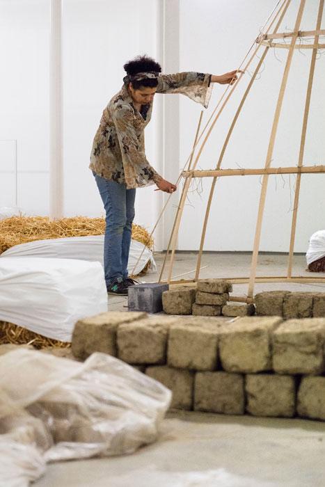 Artist Talk: Róza El-Hassan & Martha Rosler - Future's Dialect