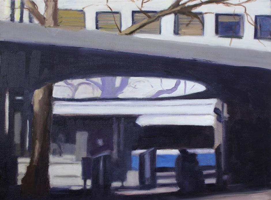 Christa Baumgartner - Stadtlandschaften