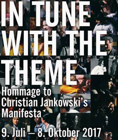 In Tune with the Theme - Hommage to Christian Jankowski's Manifesta