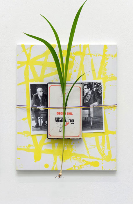 Opening: Owen Piper and Lili Reynaud-Dewaron how to talk dirty and influence people