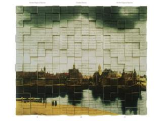 Artemis Potamianou: On the Origins of Art - Vermeer's Delft, 2011-2014
