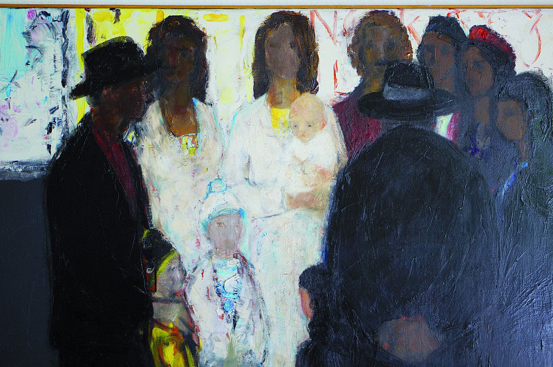 Die zärtliche Gleichgültigkeit der Welt - Die Basler Künstlergruppe Kreis 48