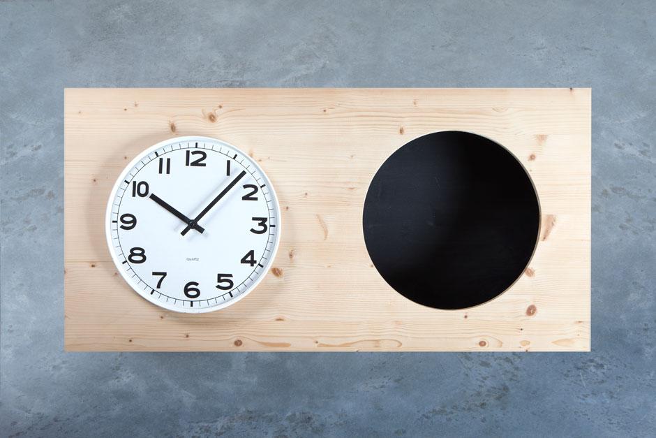 Zeit verstreichen - Moment und Dauer in der Gegenwartskunst
