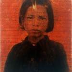 Christian Lichtenberg: Remember! I, 2015, Fototransfer auf Reispapier, 80 x 60 cm, Unikat