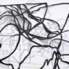 Jeroen Geel und Sandra Kühne: Spatium - Zeichnungen und Papierschnitte