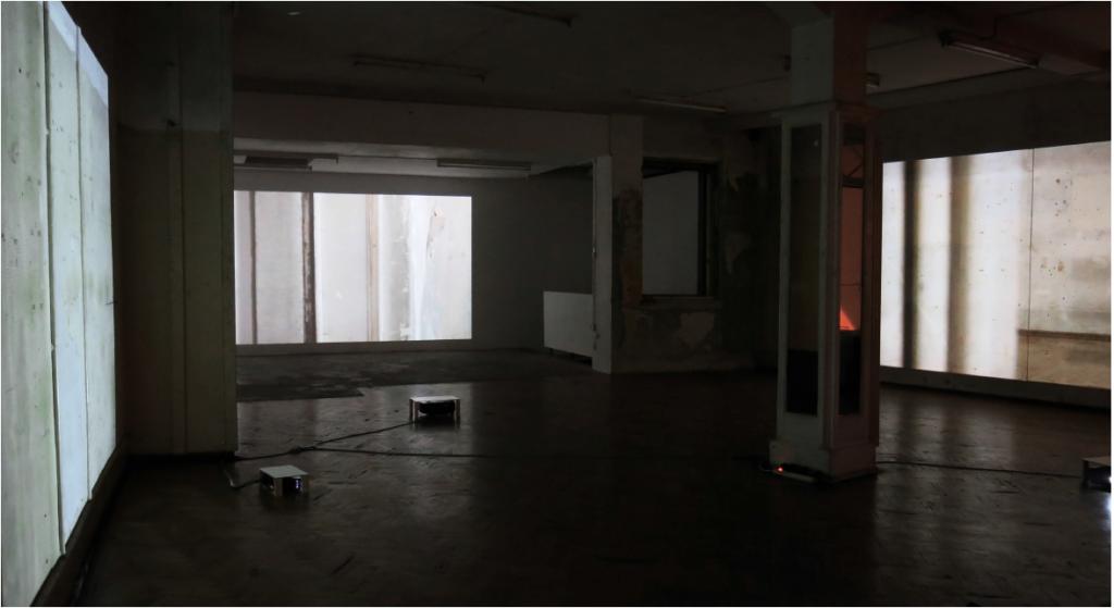 Julia Bodamer - still still | denn alles atmet [ein raum der fühlt]