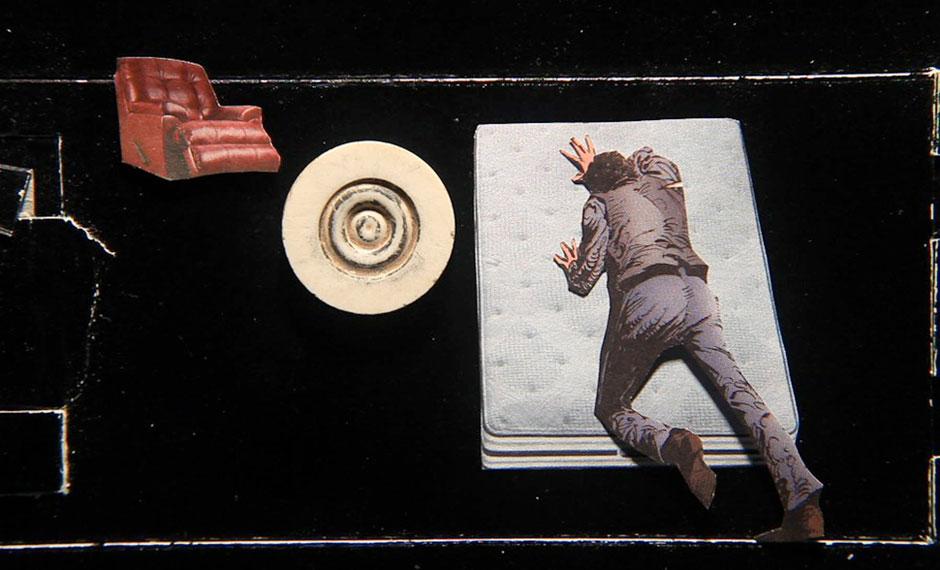 Opening: Lewis Klahr - Circumstantial Pleasures