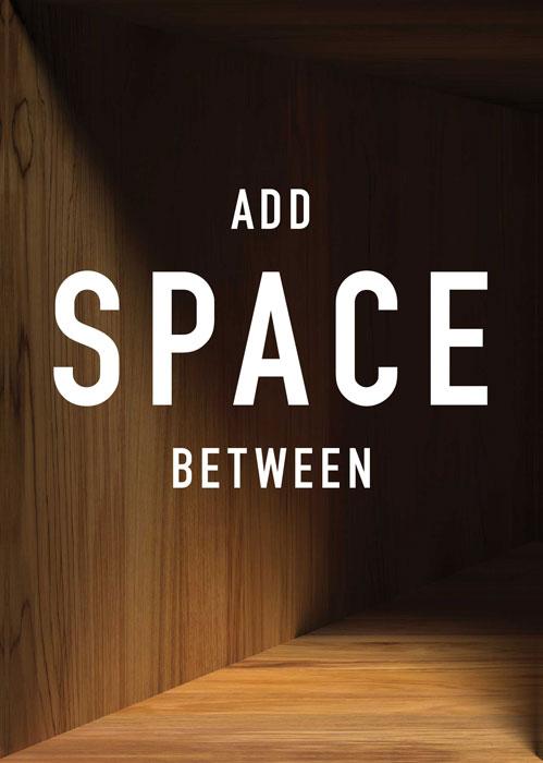 Sophie Dupont, Karin Kurzmeyer, Sofie Thorsen, Theis Wendt - Add Space Between