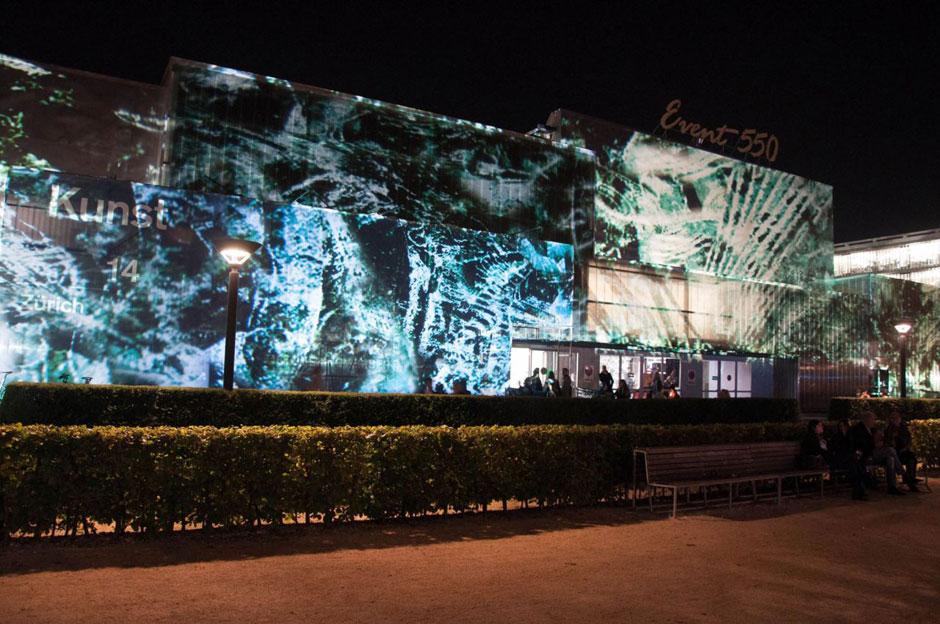 Opening: Kunst 16 Zürich - 22. Internationale Messe für Gegenwartskunst