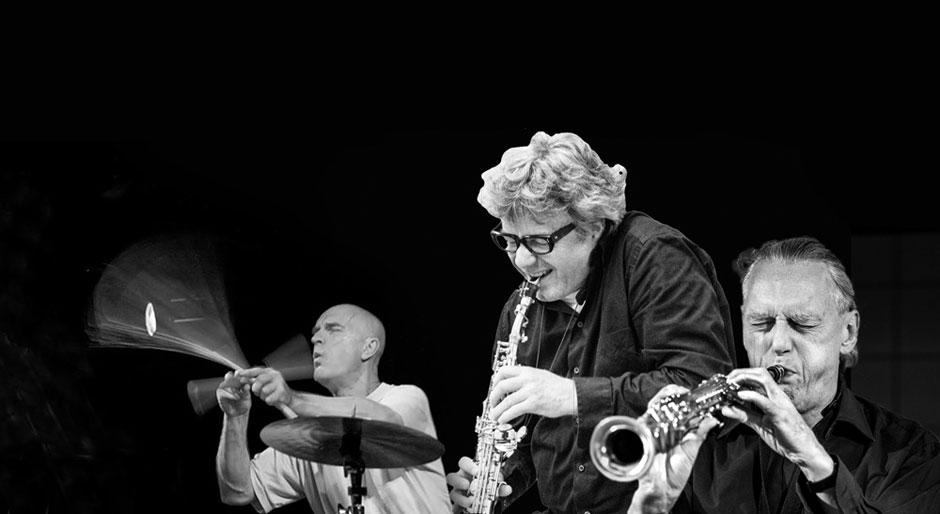 Concert: Christoph Gallio, Urs Leimgruber, Roger Turner