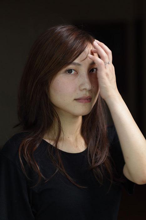 Risaku Suzuki - Mirror Portrait