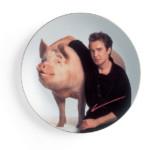 Jeff Koons: Signature Plate, 1989