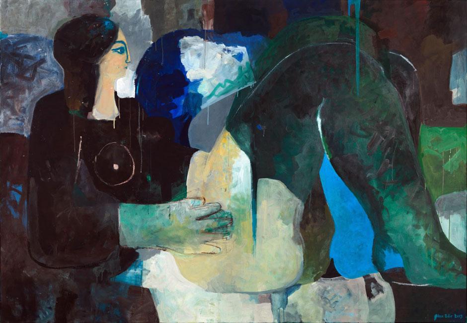 Artist Talk: Barbara Babo & Alex Bär - Paradies und Wirklichkeit