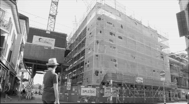 Alles ist gut - Freiräume in der Stadt Zürich 1960 - 2015